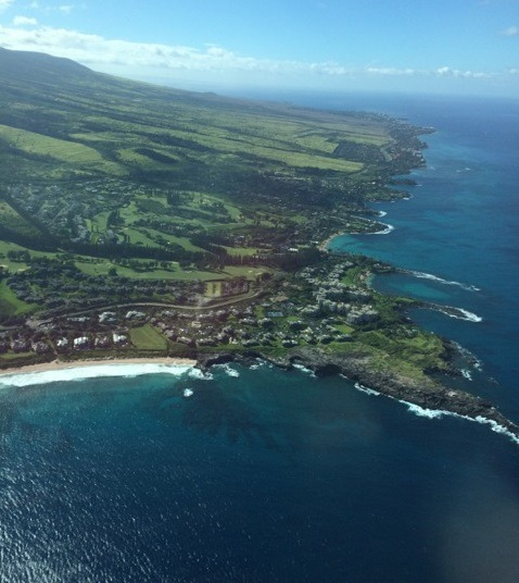Modeling ecosystem services from ridge to reef in Hawai'i