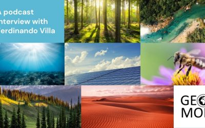 Podcast interview: Geoinnovation for a sustainable future